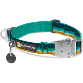 Ruffwear Top Rope Cuello, seafoam